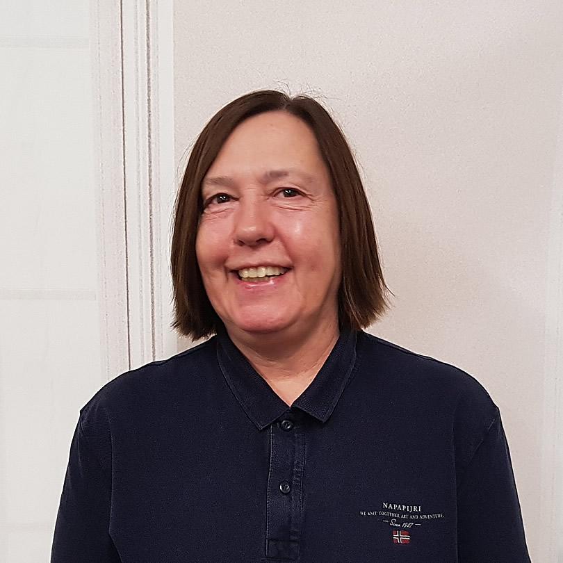 Jacqueline Huber