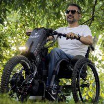 Batec Scrambler 2 jetzt erhältlich bei Rehab GmbH in Wallisellen