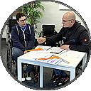 Experten der Rehab GmbH beraten für Rollstühle