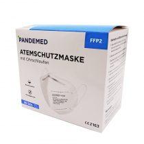 Atemschutzmaske FFP2 nach DIN EN 149: 2001 + A1: 2009
