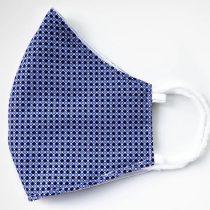 One-Hand Community Mask 2.0 - blue dots